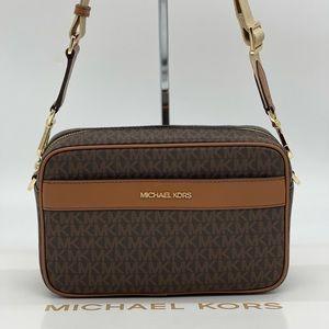 Michael Kors Kenly Large Pocket Xbody Bag …